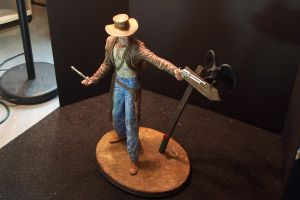 ROLAND DESCHAIN THE LAST GUNSLINGER by Chaosthered