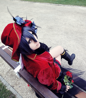 Ciel Phantomhive - Red by TemeSasu