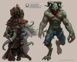 cl monsters 01 by comhorse