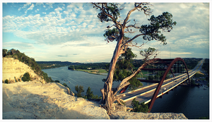 360 Overlook - Pennybacker Bridge by sgraves