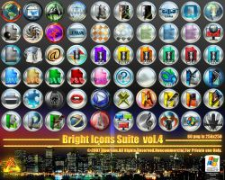 Bright Icons Suite v.4 for OD by klen70