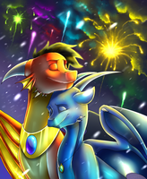 Fireworks by Nataly77