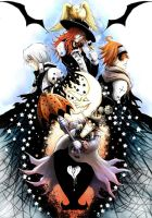 DGM: White Heartbeat by Revenant-Wings