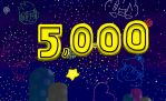 5,000 Pageviews! by Roiality