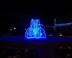 LED fountain by davu1