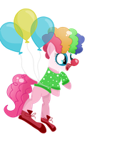 Pinkie by Balloons504