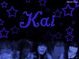 Kai - wallpaper III by misuri-chan