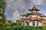 Khadro Ling Temple, Brazil by fabiano04