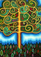 Lucky tree by wiewiorka
