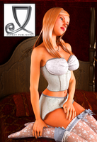 CG 006 - The Agencies - Agent Succubus by Agency-Publishing