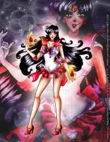 Sailor Mars by SailorDream