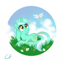 Lyra by Author-chan