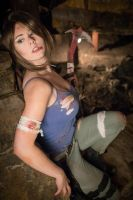 Lara Croft cosplay by MiuMoonlight