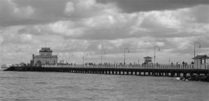 St kilda Pier by GamerGirl84244