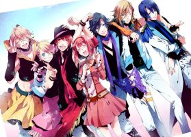 Uta No Prince Sama ... by MrTokiyaIchinose