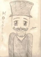 Mr. Monopoly by lizzy905