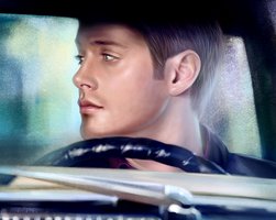 Dean Winchester by Puppet-Girl86