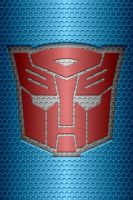 Honeycomb Metal Autobot by KalEl7
