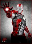 The Invinsible Ironman by aquacool
