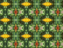Nature pattern. by Trippy-CS