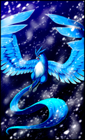 Articuno by Niicchan