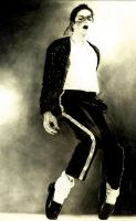 Michael Jackson by Black-Foxxy