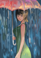 speed paint5 by IMAF1ST
