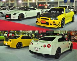 GT-Rs by gupa507