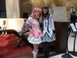 Madoka Girls by Marikokitty