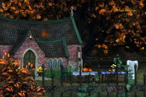 Autumn Blessings by Dani3D