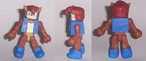 Sally Acorn Minimate by Lee-At-Arms