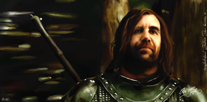 The Hound by yunax15