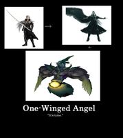 One-Winged Angel by Chaser1992