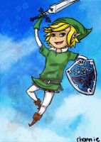 LINK by rhonnnnie