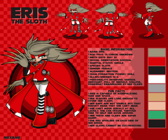 Eris REFERENCE by mexame