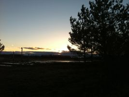 Sunset 11/13/12 by dcrods