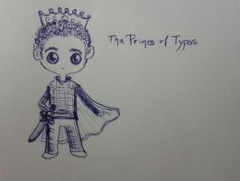 FairyTale-Prince of Typos by MelodicInterval