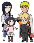 Uzumaki family by Staceyk93