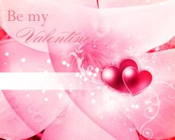 Happy Valentine wallpaper free (2) by designtreasure