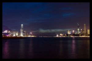 Dusk on Victoria Harbour 3 by jawg1982