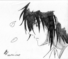 Akito Sohma by FaithDivine