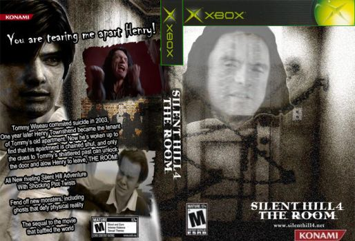 Silent Hill 4: The Room? by Coleslayer