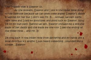 The Tragedy that is Eleanor (part 2) by thenumba1spaz