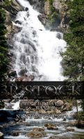 3R Stock - Waterfall + River by NEOkeitaro
