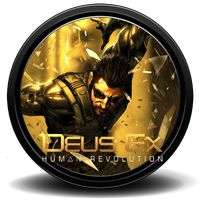 Deus Ex Human Revolution by SouthTuna