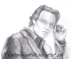 Avengers: Bruce Banner by kimberly-castello