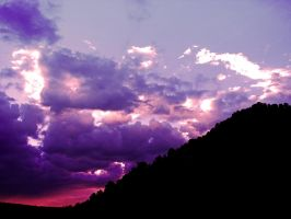God's Canvas Summer Entry by Morna
