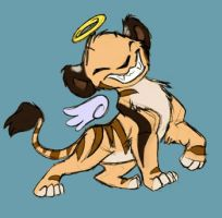 Tigon Angel thing... by tigon