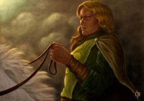 Glorfindel by Lena-Hyena