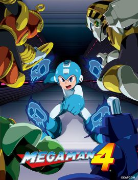 Legacy Collection - Mega Man 4 by theCHAMBA